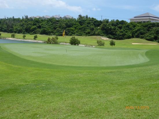 Sea Links Golf & Country Club: Green