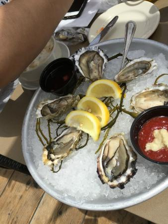 Bluewater Avalon Seafood Restaurant Oysters