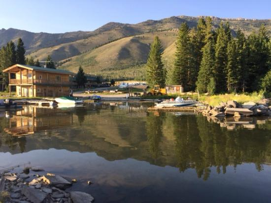 Jared's Wild Rose Resort : Beautiful, if you don't look too close