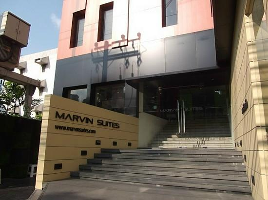 Marvin Suites Sathorn Soi 11