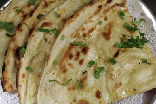 Coolum Beach, Australien: Butter Naan