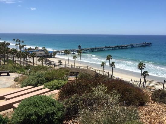 San Clemente, CA: Casa Romantica View
