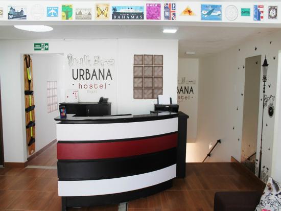 Urbana Hostel
