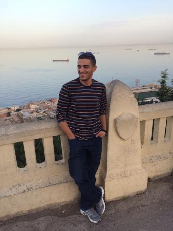 Algier, Algeriet: Basilique Notre-Dame d'Afrique