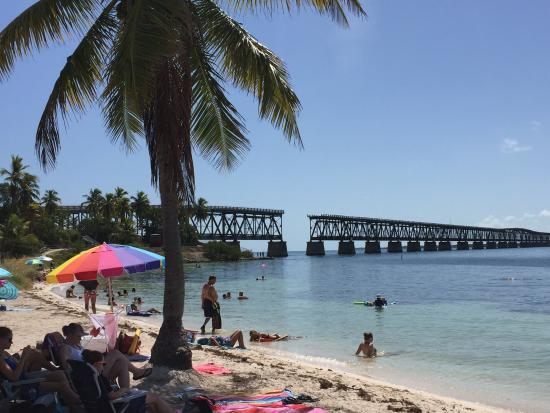 Bahia Honda State Park Campgrounds Picture