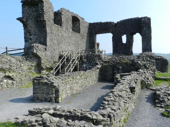 Kendal, UK: Ruins