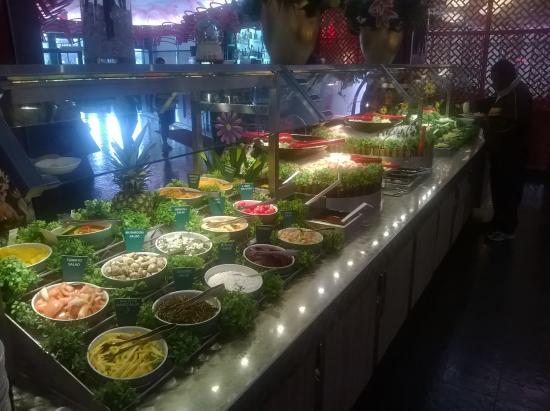 Mandarin Restaurant Bild