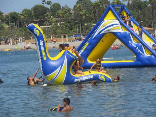 Newport Dunes Waterfront Resort Fun In The Sun