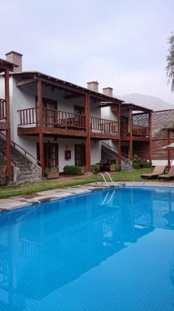 Cieneguilla, Peru: la zona del hotel