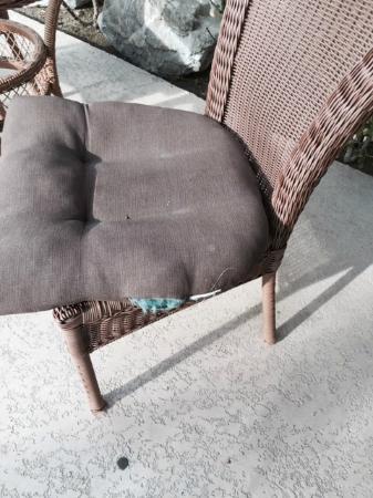 Canyon Club Hotel: furniture