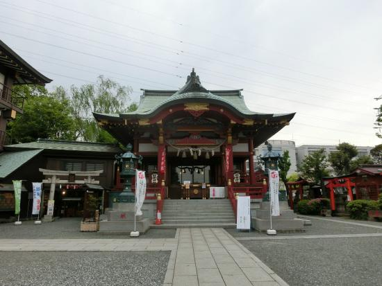 Haneda Shrine
