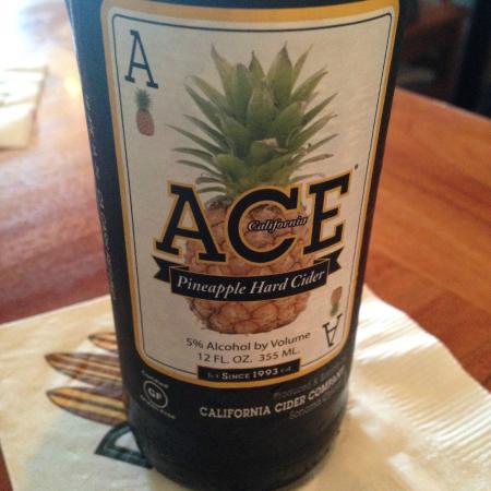 Pineapple Hard Cider