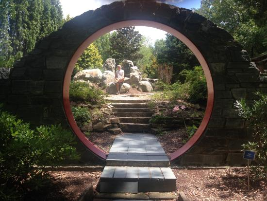 Picture Of Unc Charlotte Botanical Gardens