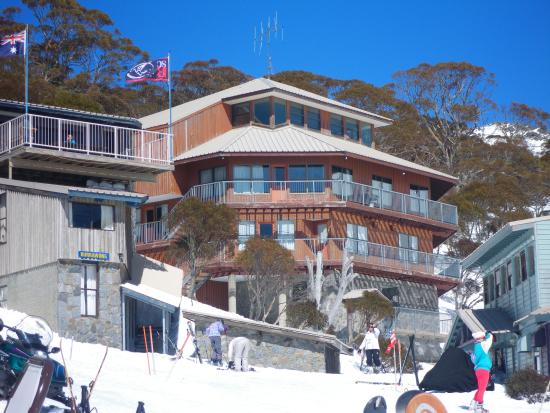 Great lodge probably the highest in australia review of for The alpine lodge