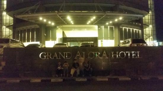 gym facilities picture of grand alora hotel alor setar tripadvisor rh tripadvisor in
