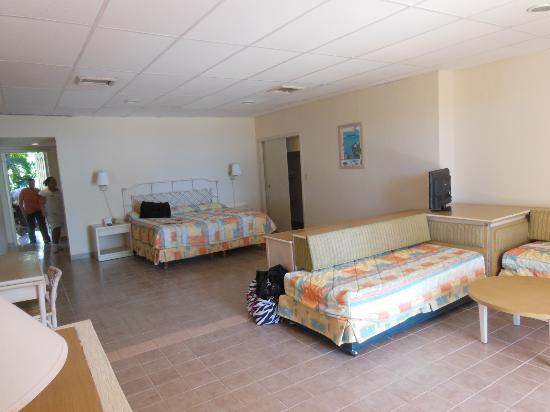 El Cozumeleno Beach Resort: Room 104