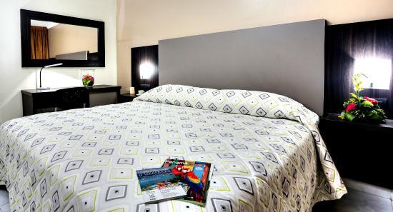 Marbella Hotel: Habitación matrimonial