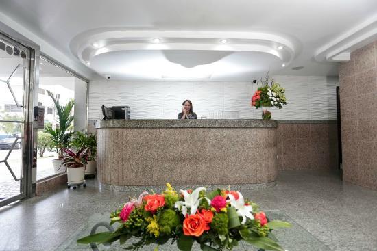 Marbella Hotel: Lobby