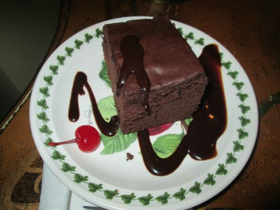 Brigadoon Bed and Breakfast: Dessert