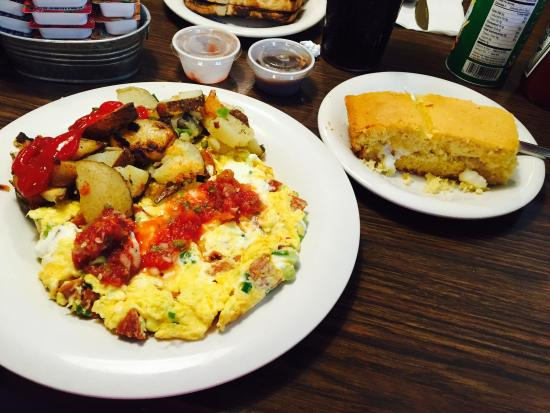 Cajun Kitchen De La Vina Santa Barbara Restaurant