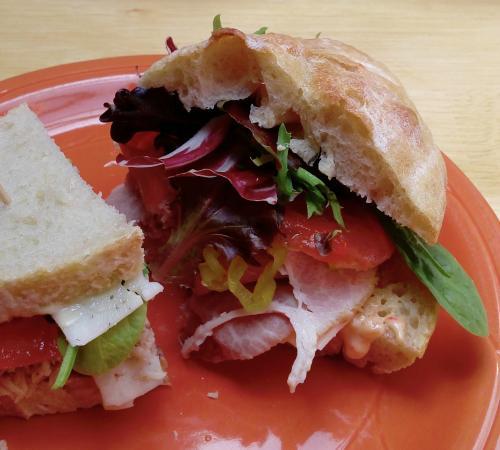 Bread and Ocean Bakery: Mortadella