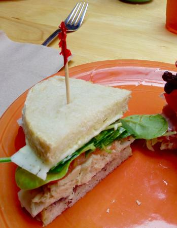 Bread and Ocean Bakery: Tuna