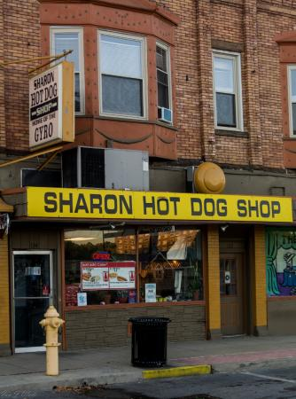 Coney Island Hot Dog Shop Sharon Pa