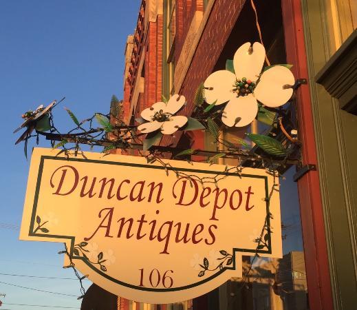 Duncan Depot Antiques