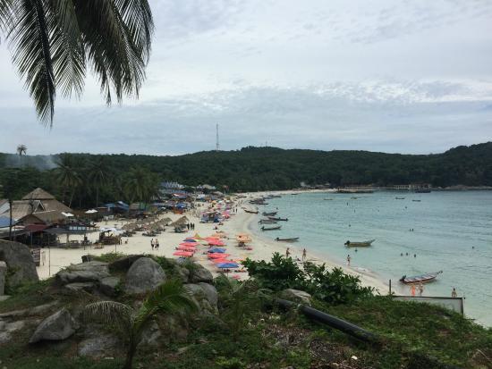Terengganu, Maleisië: Long Beach