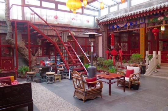 Templeside Deluxe Hutong House Hotel: photo3.jpg