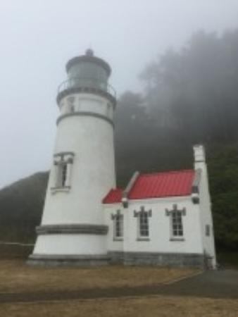 Florence, OR: Hecta Head Lighthouse