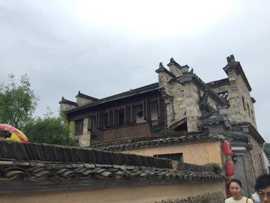 Wuyuan County, China: Ancient village from the Ming dynasty