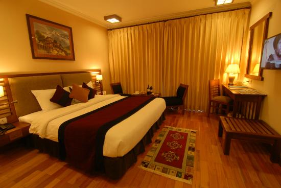 Atithi Resort & Spa : Double Room