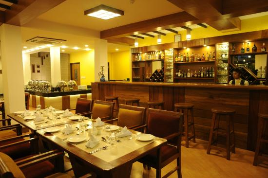 Atithi Resort & Spa : Satkar Restaurant