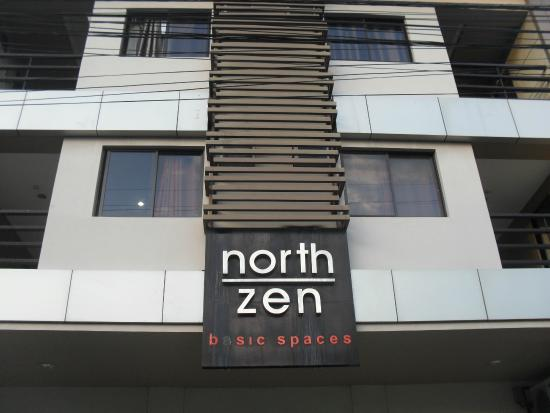 North Zen Basic Spaces: front