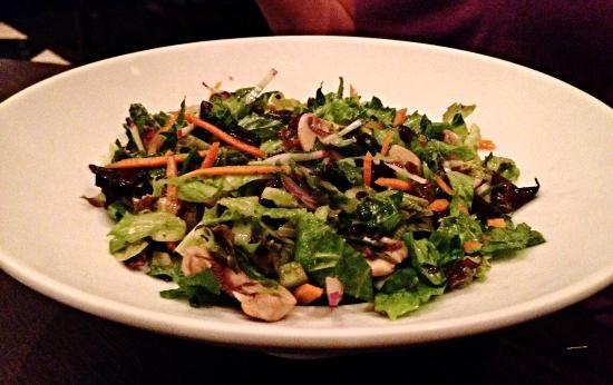 Phil Stefani's 437 Rush: Veg Salad