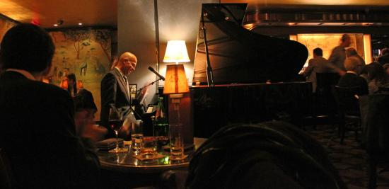 What it feels like to be in Bemelmans Bar with Chris Gillespie at the piano