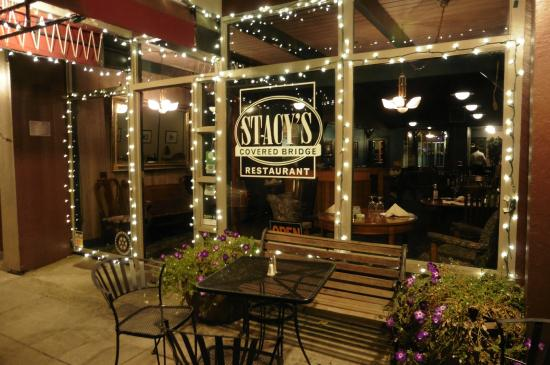 Stacy's Covered Bridge Restaurant: Delicious restaurant in Cottage Grove