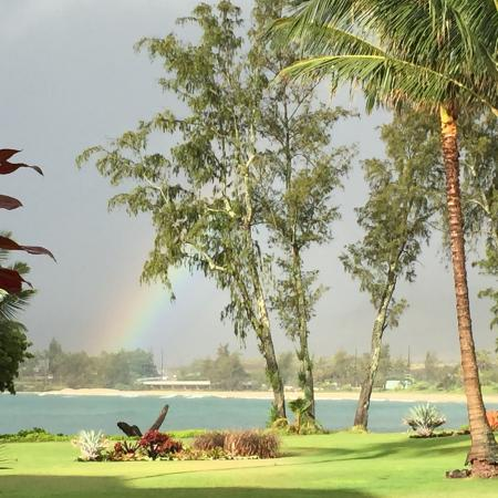 Lae Nani Resort Condos : View from the Lani