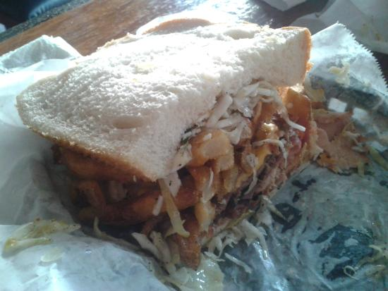 Lucky's Sandwich Company: Americana @ Lucky´s