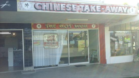 Hot Wok Chinese Takeaway