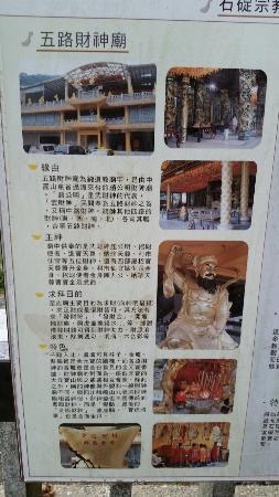 Shihding Wulu Caishen Temple