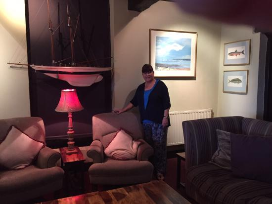 Buckler's Hard: In the hotel master builder