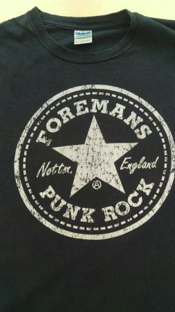 Foremans Bar
