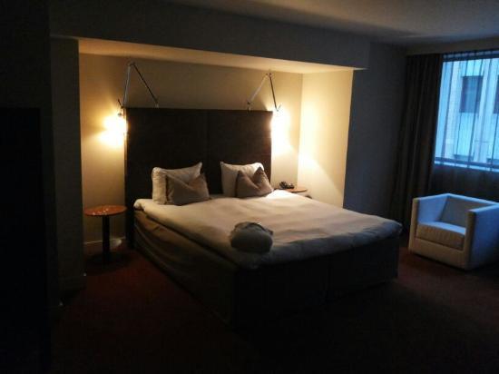 Il Letto Picture Of Sandton Hotel Brussels Centre Tripadvisor