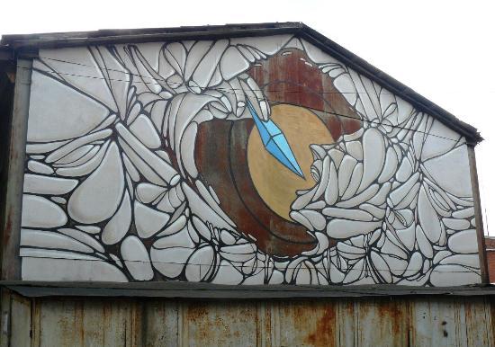 Street Art Museum : считайте лица
