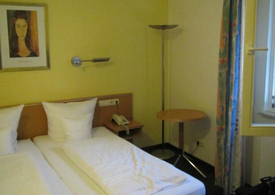 Grimmelshausen Hotel: My Room