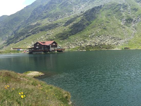 Αυτοκινητόδρομος Transfăgărășan: Balea Lake