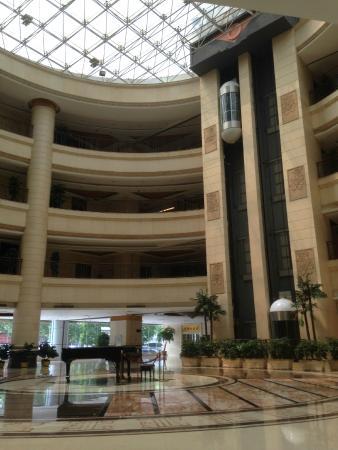 New Jinjiang Hotel: Lobby
