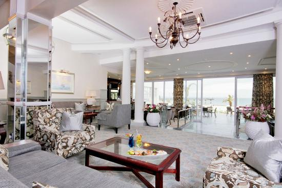The Beach Hotel: The Verandah